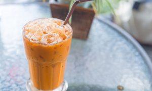 usaha thai tea